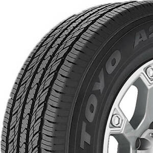 4 New 265 70r18 Toyo Tires Open Country A26 114s All Season Tires 301870