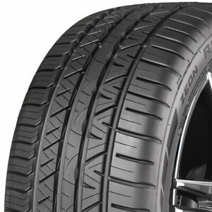 2 New 235 45r17 Cooper Zeon Rs3 G1 94w Performance Tires 90000025093