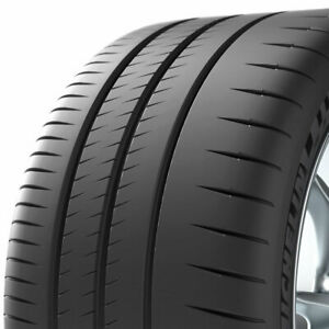 1 new P335 25zr20 Michelin Pilot Sport Cup 2 99y Competition Tires Mic51138