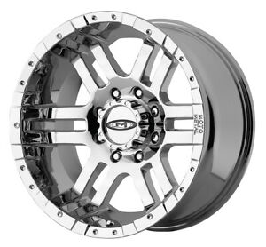 1 New 18x9 Moto Metal Mo951 Chrome Wheel Rim 5x139 7 5 139 7 5x5 5 18 9 Et 12