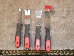 Mac Tools Interior Trim Panel Popper Removal Tool Set 4 Pieces Free Shipping