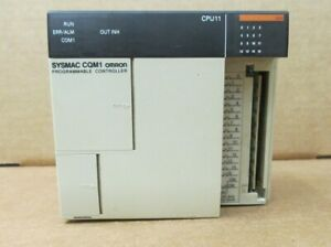 Omron Cqm1 cpu11 Cpu Unit Programmable Controller