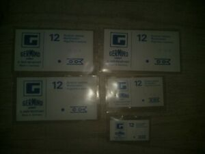 Germind Surgical Needles 5 X 12
