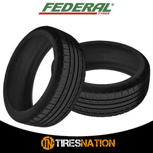 2 Federal Couragia F X 315 35zr20 Tires