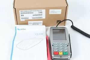 Verifone Vx820 Ctls Credit Card Pin Pad With Chip Reader W Rs232 To Rj45 Cable