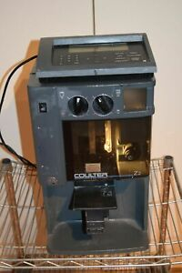 Coulter Z2 22588 Particle Count Size Analyzer