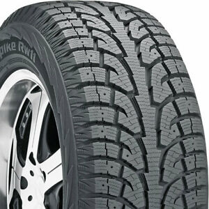 1 New 265 70r16 Hankook Ipike Rw11 112t Winter Tires 1010484