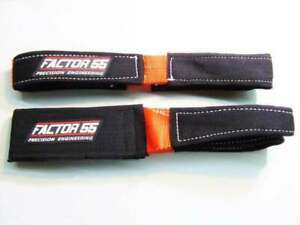 Factor 55 Recovery Strap Shorty Strap Iii 3 Foot 3 Inch Red black 00079 ggbw