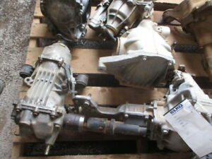 2016 Ford Mustang Gt Rear Differential Carrier Assembly Oem 3 73 Ratio 44k