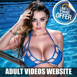 Rare Fully Automatic Turnkey Xxx Videos Website For Sale W Admin Must See