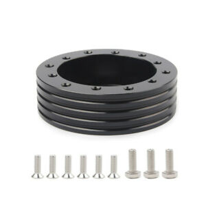 Riser Hub For 6 Hole Steering Wheel To Fit Grant Nrg To 3 Hole Adapter Spacer