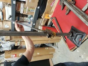 1960s General Motors Bumper Jack Stand No Cradle