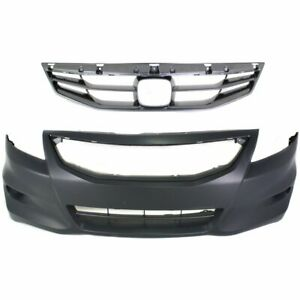 Front New Auto Body Repair Kit Coupe For Honda Accord 2011 2012
