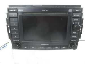 2006 Chrysler 300 Navigation 6 Cd Mp3 Player Radio Oem Rec