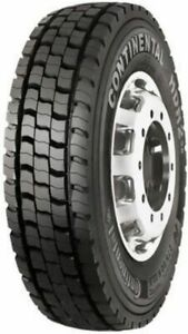 Commercial Truck Tire 295 75r22 5 Continental Hdr2 Premium Drive 14 Ply 2tire