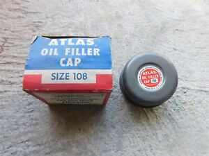 Nos 1962 1963 1964 Ford F100 223 6 Cylinder Engine Oil Filler Cap Size 108 So 68
