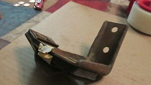 Nos 1970 Ford Galaxie Xl Ltd Country Squire Lh Tailpipe Hanger And Bracket New
