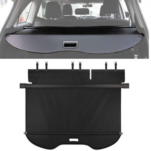 Rear Trunk Cargo Cover Shield Luggage Security Shade For Ford Escape 2013 2019