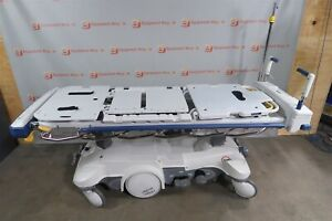 Stryker 1125 Prime Zoom Drive Stretcher Medical Patient Bed Emergency 700lb