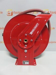 Reelcraft Retractable 4na87 7925 Olp1 Heavy Duty Hose Reel Spring 3 4 x25 New