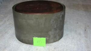 Millinery Mercantile Haberdashery Industrial Wood Hat Mold Stamp R C