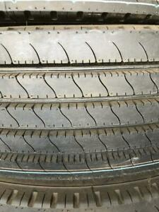 11r24 5 Hankook Ah12 All Position Commercial Truck Tire 14 Ply 2tires