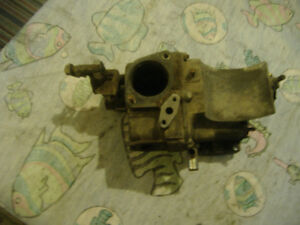 Vw Beetle Fuel Injected Intake Manifold With Egr Tap 75 79 Yr 043133103b