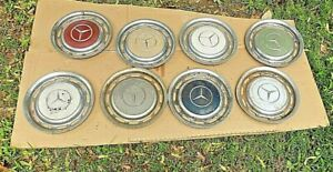 14 Hubcap Wheel Cover Mercedes 1 Used Original 1154010324 No Clips Need Paint