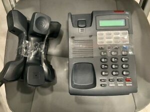 Esi Ivx S class All In One Digital Phone System W 5 Phones 24 key Dfp Display