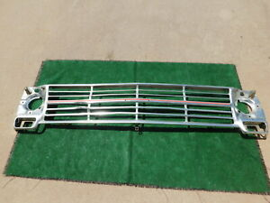 1967 1972 Ford Truck Front Grille 1968 1969 1970 1971 Aluminum Grill