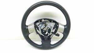 09 10 Toyota Corolla Driver Steering Wheel Black W Audio Cruise Control Oem