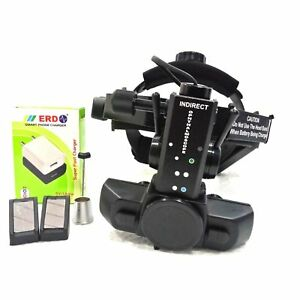 Free Shipping Binocular Indirect Ophthalmoscope With Accessories