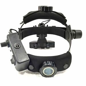 Free Shipping Binocular Indirect Ophthalmoscope With Accessories Carry Bag