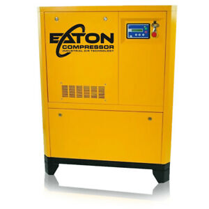 60hp Rotary Screw Air Compressor 3 Phase 460v Fixed Speed