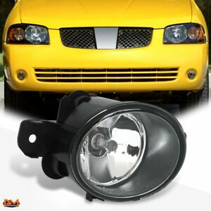 For 04 06 Sentra Oe Style Clear Lens Front Bumper Driving Fog Light Lamp Right