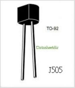 Sili vishay J505 To92 Current Regulating Diodes