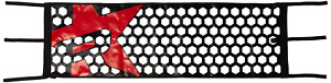 Rbp Rbp 203r Honeycomb Tailgate Net For Full Size Pickups red Star Red