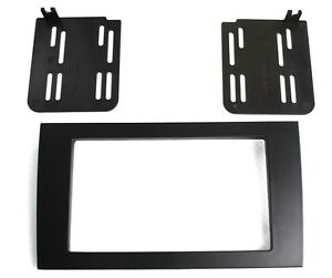 Car Radio Stereo Double Din Dash Install Kit Trim Bezel Mount Panel Adapter 2din