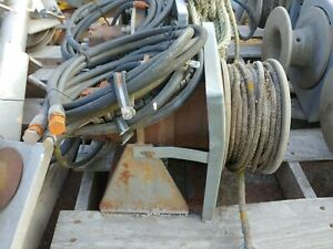 Telsta 3512 Cable Place Bucket Truck Hydraulic Winch