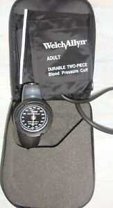 Welch allyn Aneroid Sphygmomanometer Tycos Ds58 Classic Hand