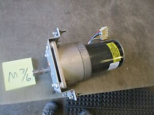 Used Ice Auger Motor For Cornelius Ed 150 bch Soda Fountain Free Shipping
