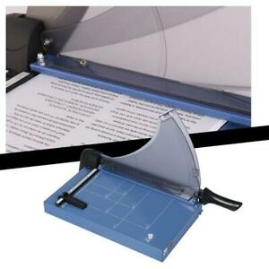 A4 a6 Paper Cutter Guillotine Page Trimmer 40 Sheets Heavy Duty Cutting Machine