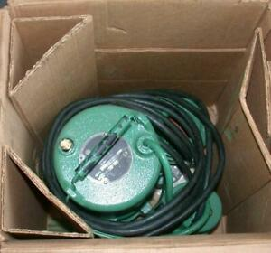 Hydr o matic 6 86 Sp 50 Mh4 3 phase Submersible Sump Pump 1 2 Hp 460 Vac