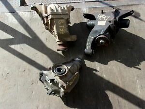 96 01 Ford Explorer Front Differential Carrier Assembly 3 73 Ratio 124k Oem