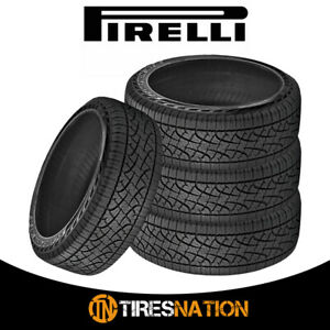 4 New Pirelli Scorpion Atr P275 65r18 116h Wl Tires