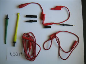 Power Probe Ppls01 Gold Series Lead Set With Case