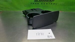 97 98 99 2000 Dodge Dakota Front Seat Pull Out Cup Holder Charcoal