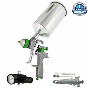 Tcp Global Brand Professional New 2 5mm Hvlp Spray Gun auto Paint Primer
