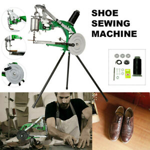 Multifunction Shoe Sewing Machine Repair Hand Making Leather Cotton Nylon Line