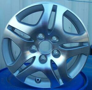 New Set Of 4 16 Replacement Alloy Wheels Rims For 2005 2010 Honda Odyssey